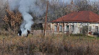 Воронежцев попросили высказаться о введении противопожарного режима