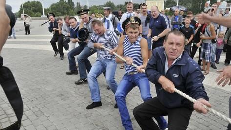 Власти Воронежа опубликовали план мероприятий ко Дню ВМФ