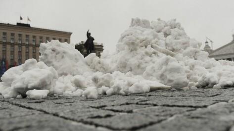 В конце рабочей недели в Воронеже похолодает до -8 градусов
