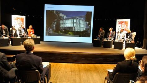 Немецкий архитектор предложил накрыть воронежский Оперный театр стеклянной крышей