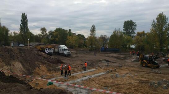 Спортивно-оздоровительный комплекс в Нововоронеже откроют в 2020 году