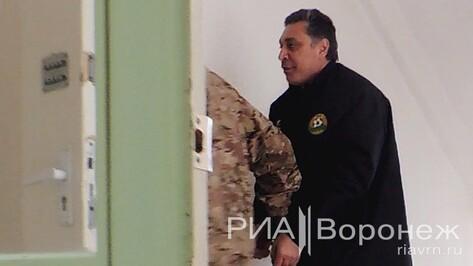 Защита обжаловала арест подозреваемого по делу о взятках в воронежском Госавтодорнадзоре