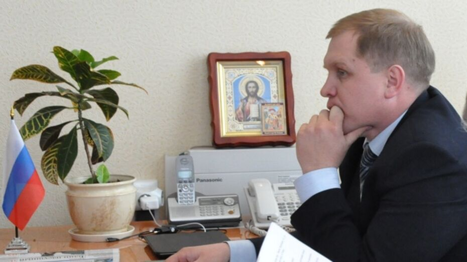 Мэр Павловска Андрей Запорожцев уходит в отставку
