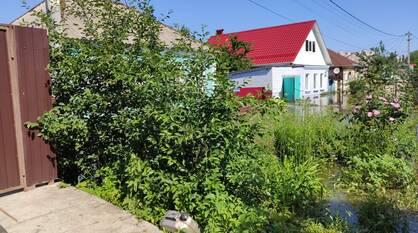 Мэрия пообещала временно расселить жильцов затопленных домов на левом берегу Воронежа