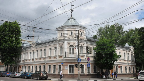 На сохранение исторического здания «Гранд-Отеля» в Воронеже потратят 9 млн рублей