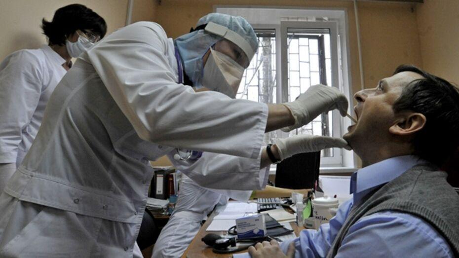 Гриппом в Воронеже и области болеют все больше людей