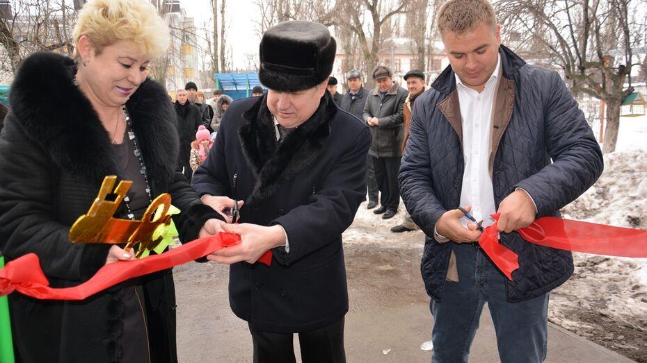 В Поворинском районе уменьшилась очередь в детские сады