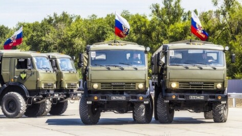 В Воронежской области стартовал конкурс «Мастера автобронетанковой техники»