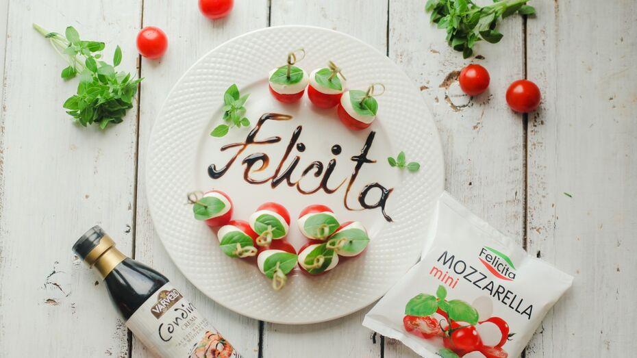 Моцарелла по-русски: в Воронежской области начали производство итальянского сыра
