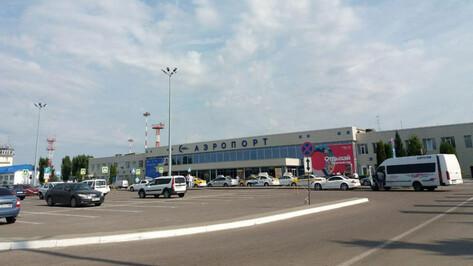 Антимонопольщики заинтересовались высокими ценами на парковку в воронежском аэропорту