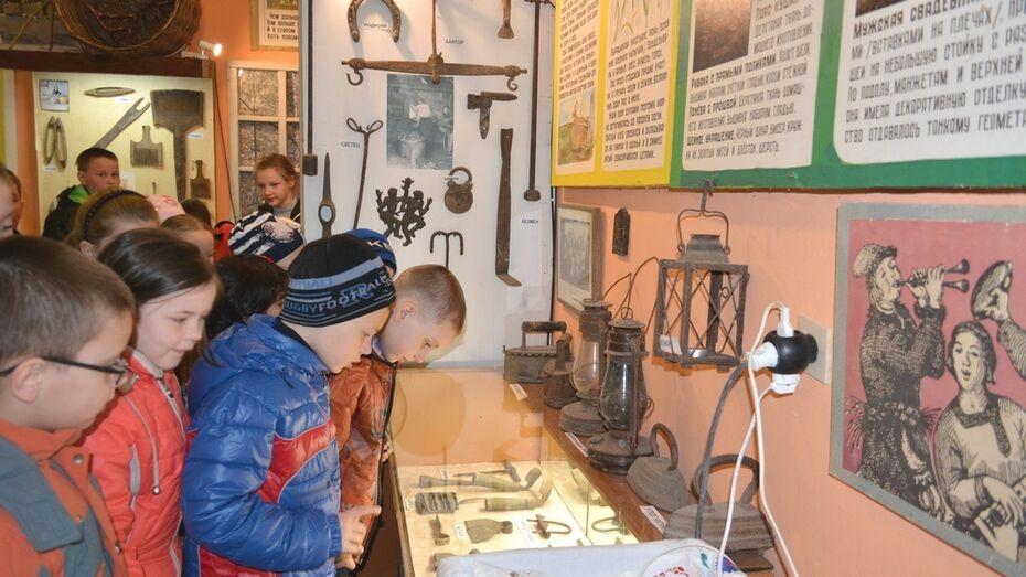 В нижедевицкой Вязноватовке после ремонта открылся музей