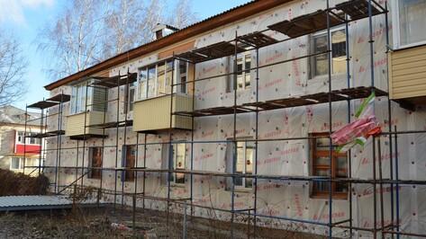 В Семилукском районе капитально отремонтируют 16 многоэтажек