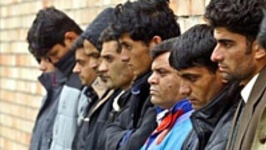 Из Воронежской области на родину отправились 13 нелегальных мигрантов