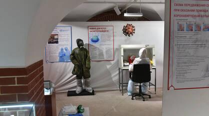 Суточный прирост зараженных COVID-19 в Воронежской области падает 7-й день подряд