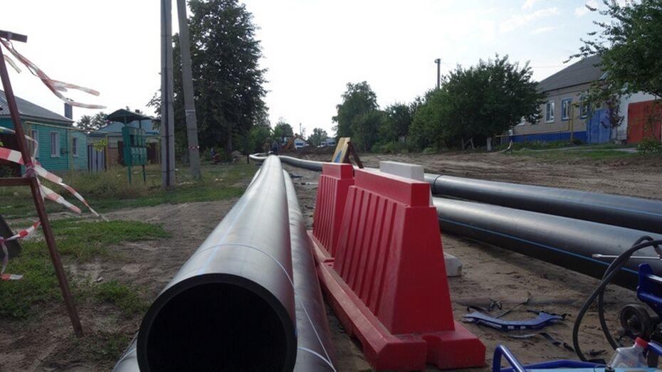 В Россоши проконтролируют ход работ по ремонту канализационного коллектора