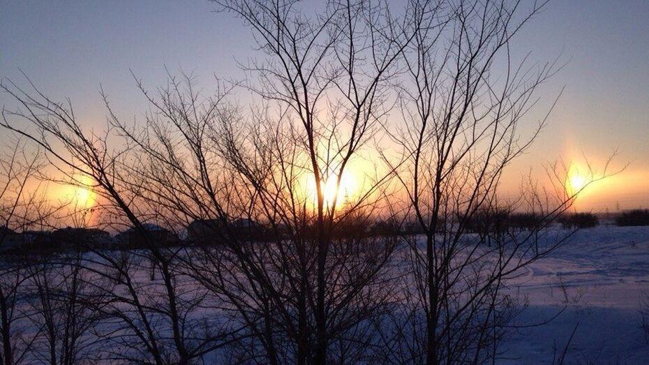 В небе над Челябинском взошли «три солнца»