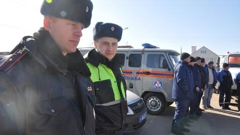 В Павловске подготовились к возможному паводку