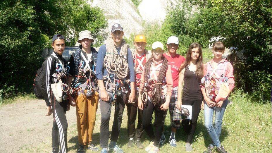 Таловские туристы обошли соперников на контрольно-туристическом маршруте