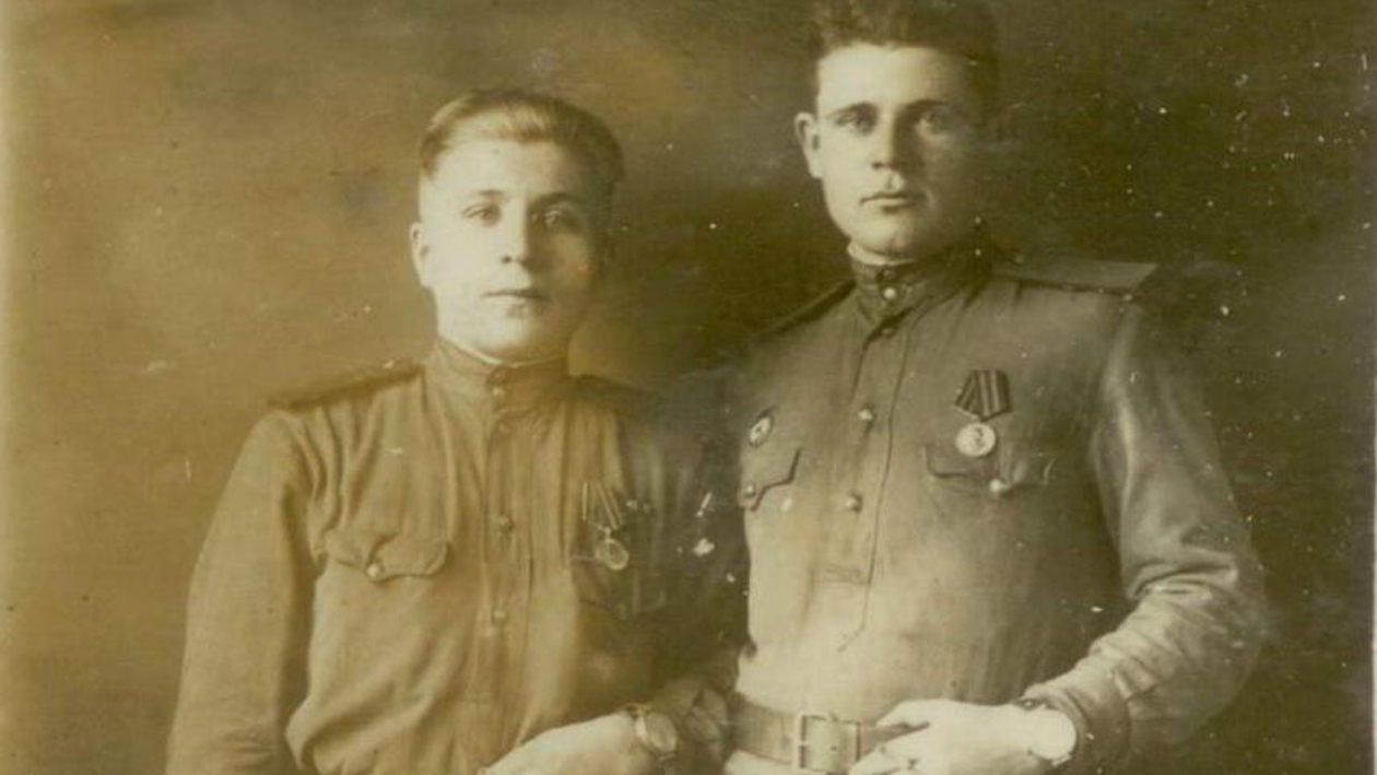 Два товарища. Как дружба воронежского и ярославского фронтовиков связала их потомков