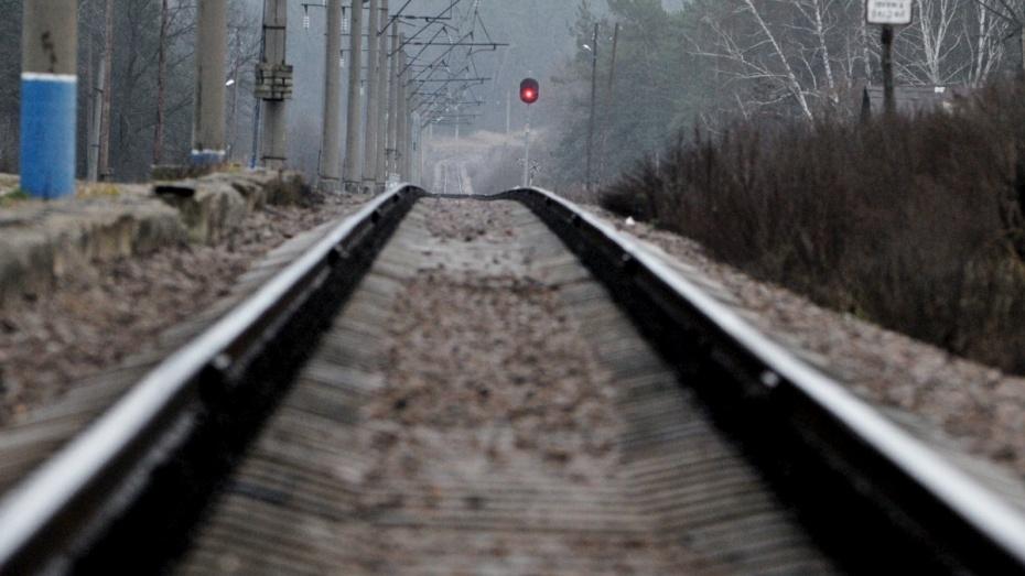 У железнодорожного переезда в Воронежской области нашли тело женщины без ног