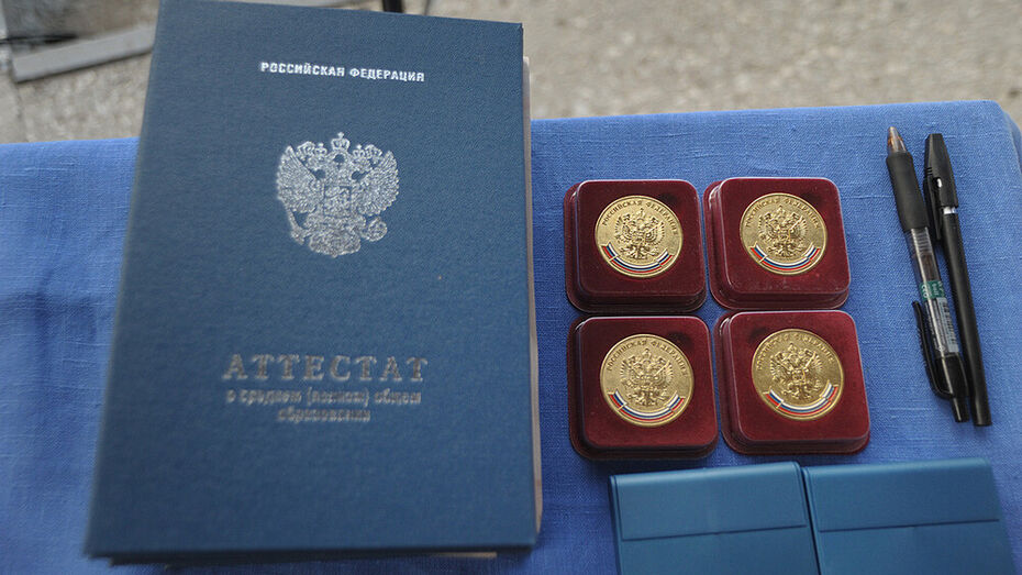 За подделку школьного аттестата задержали чиновницу в Воронежской области
