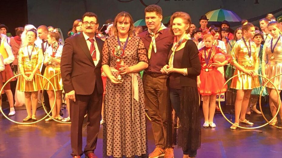 Жительница Воробьевки победила на Всероссийском фестивале «Спорт и творчество»