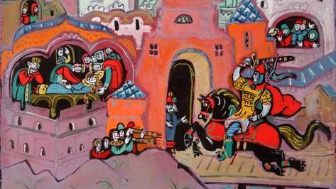 В Воронеже покажут работы иллюстраторов из собрания Пушкинского музея