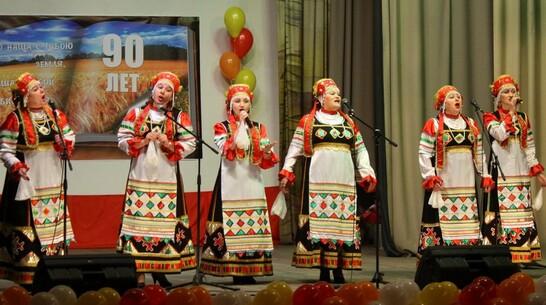 Аннинский вокальный ансамбль стал лауреатом Всероссийского конкурса «Таланты России»