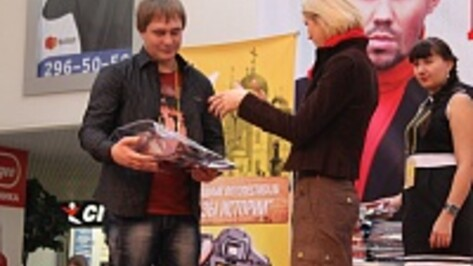 В Воронеже наградили фотографов международного фестиваля «Образы истории»