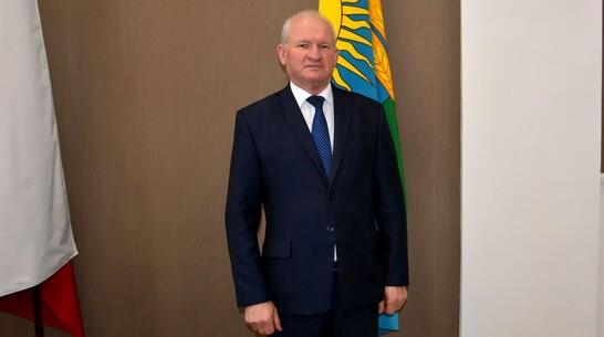 Михаила Гордиенко переизбрали на должность главы Воробьевского района