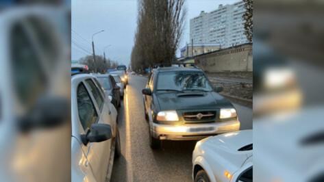 Воронежскую автомобилистку оштрафовали после поста в соцсетях