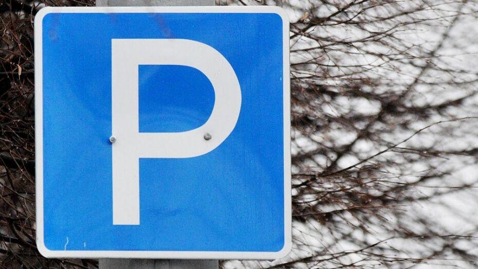 Воронежские власти выставили на торги участок под стоянку грузовиков