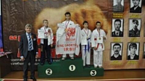 Воронежские каратисты завоевали семь медалей на всероссийских соревнованиях