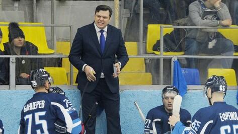 Тренер «Бурана» Сергей Воронов: «Мне интересно работать в Воронеже»