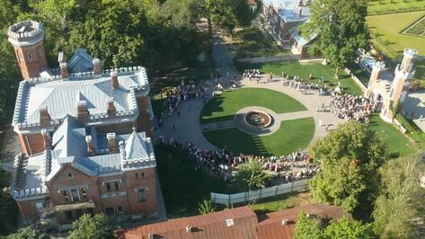 В Рамони отпраздновали 135-летие «ольденбургского» периода в истории райцентра