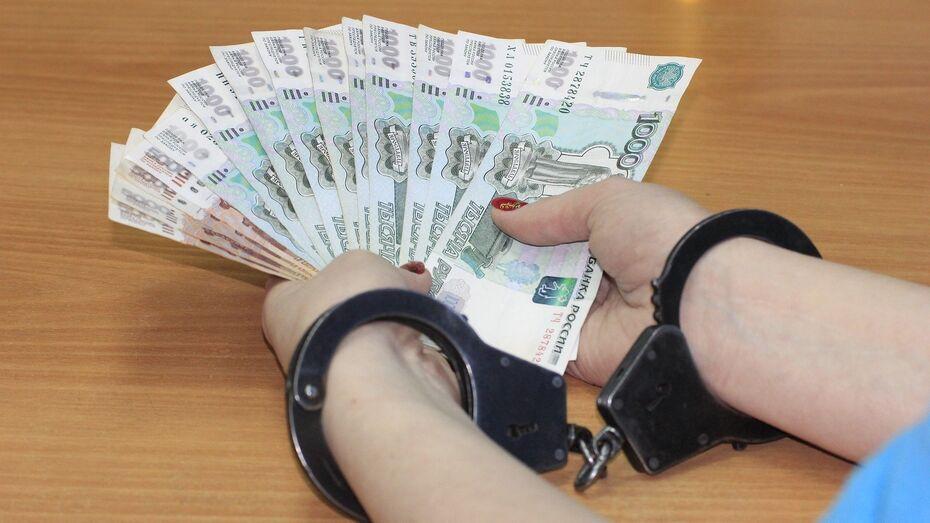 В Борисоглебске менеджер банка получила 2 года условно за обман более 50 пожилых клиентов