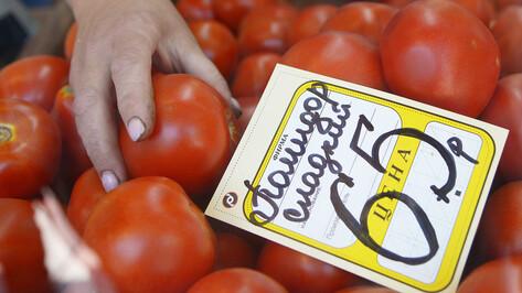 В Воронежской области откроется горячая линия по качеству овощей и фруктов