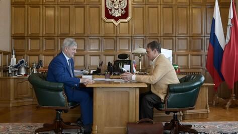 В Воронеже запланировали создать сквер имени Сергея Рахманинова