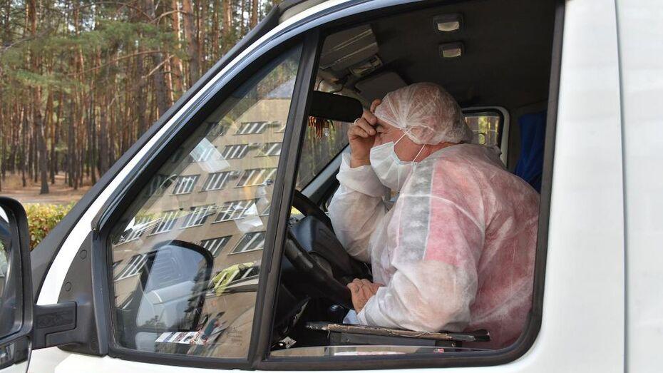 Еще 303 жителя Воронежской области заразились COVID-19