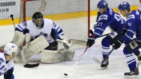 Хоккеисты «Россоши» взяли реванш в матче с «Тверичами»