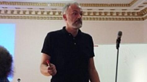 Продюсер Найка Борзова и «Маши и Медведей» рассказал воронежским музыкантам, как подключиться к «небесной розетке»