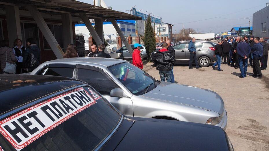 В Воронеже появилось движение для борьбы за права дальнобойщиков