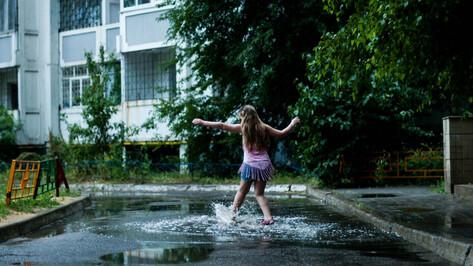 Взгляд из соцсетей. Летний ливень превратил Воронеж в Венецию