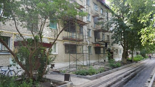 На ремонт 5 домов военного городка в Грибановском районе потребовалось около 100 млн рублей