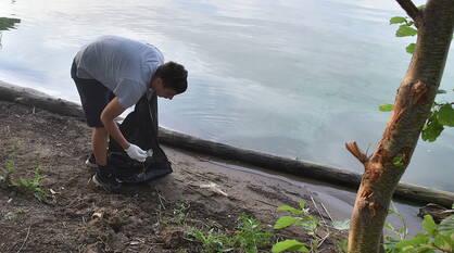 Экологи позвали воронежцев на уборку возле двух охраняемых озер
