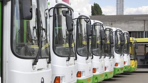 Водителям воронежских автобусов запретят включать громкую музыку