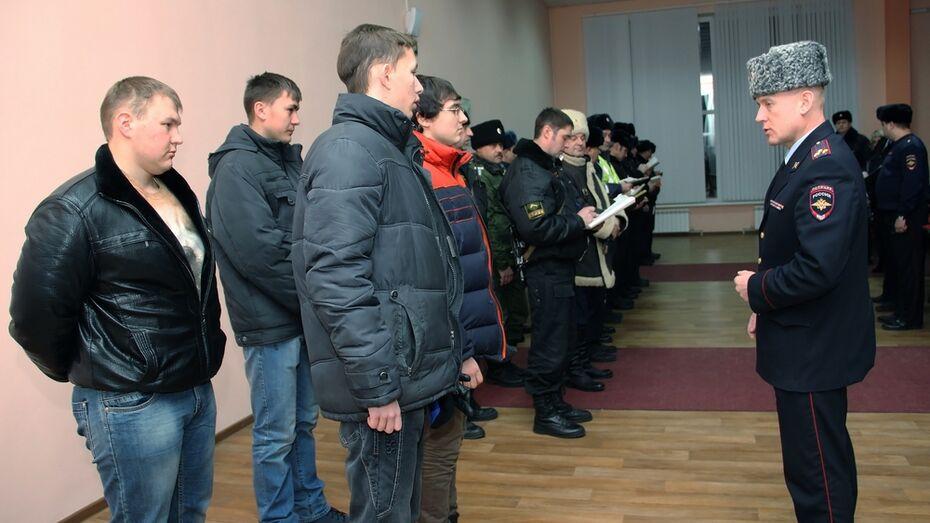 В Лисках прошла общероссийская  акция «Студенческий десант»