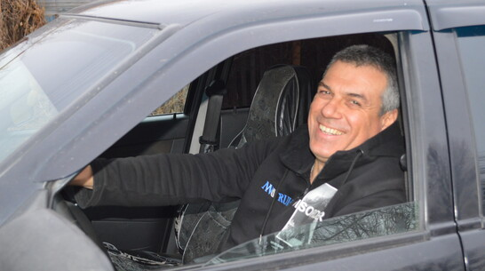 Инвалид-колясочник из Воронежской области объездил на личном авто пол-России