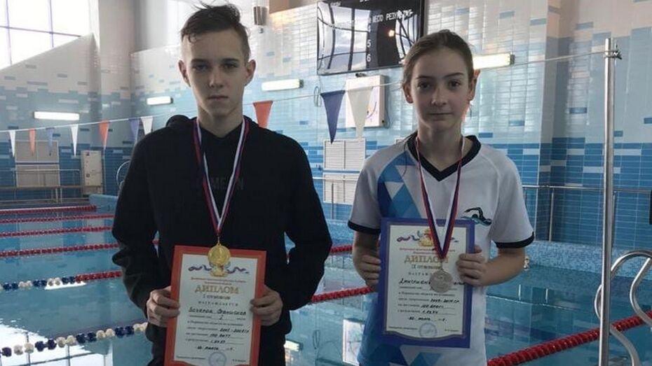 Борисоглебские пловцы завоевали 3 медали на первенстве области