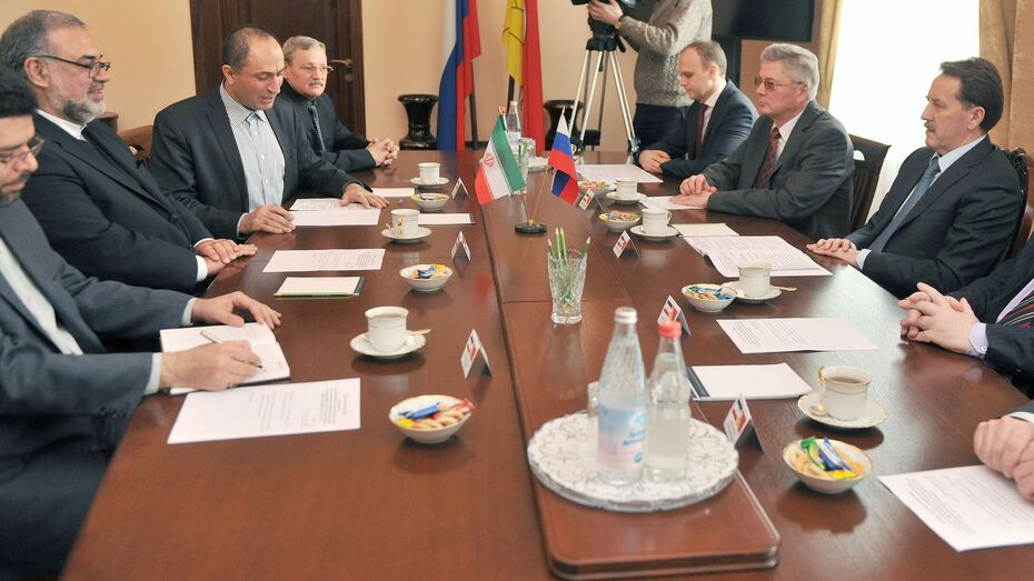 Иран хочет сотрудничать с Воронежской областью в сфере сельского хозяйства